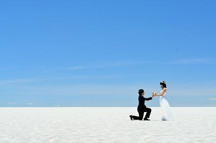 『×1女史の恋愛通信簿』人生一度きり!最高のプロポーズをしたい男